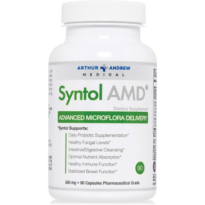 Arthur Andrew Medical Syntol AMD - 90 Cápsulas - Puro Estado Fisico