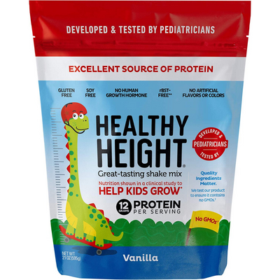 Healthy Height Help Kids Grow - 14 Servicios - Puro Estado Fisico