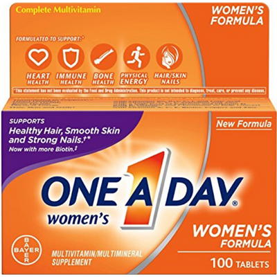 One A Day Womens Formula - Tabletas - Puro Estado Fisico