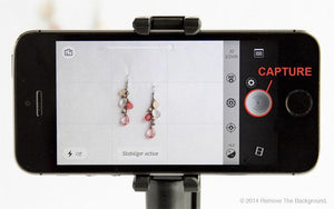 Modeling and taking great product pictures with a cell phone