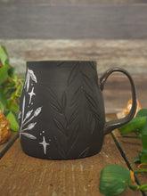Load image into Gallery viewer, #03 - Matte Botanical Beetle Mug