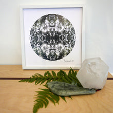 Load image into Gallery viewer, Beech Lace, White Frame