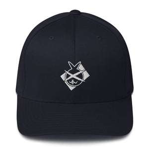 GR Logo Closed Back Cap