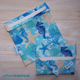 Sandwich Bag/Wrap - Ocean Life