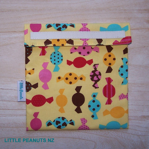 Food Bag/Wrap - Sweets