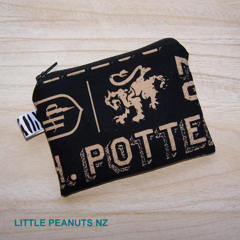 Coin/Card purse - Potter