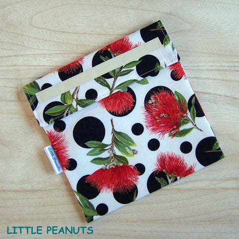 Food Bag/Wrap - Pohutukawa