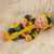 Newborn Baby Doll Silicone 10 Inch Soft Body in Sunflower Clothes