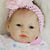 Reborn Baby Doll Lifelike Baby Silicone Doll (Flower Princess)