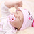 Reborn Baby Doll Lifelike Baby Silicone Doll(Sweet Dreams)