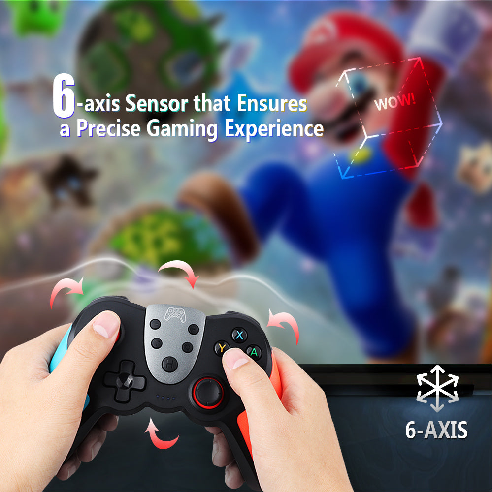 Wireless Controller for Nintendo Switch