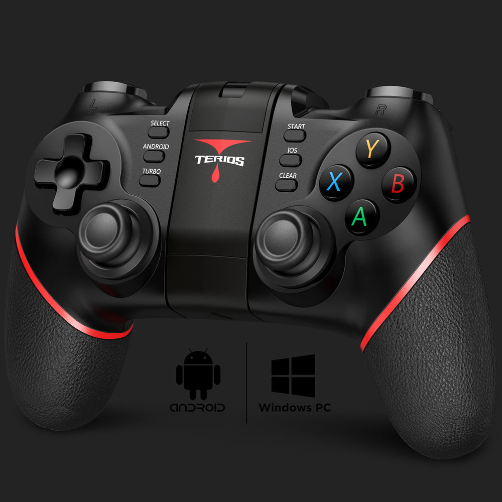 Wireless Mobile Game Controller, PC Controller Compatible with Android