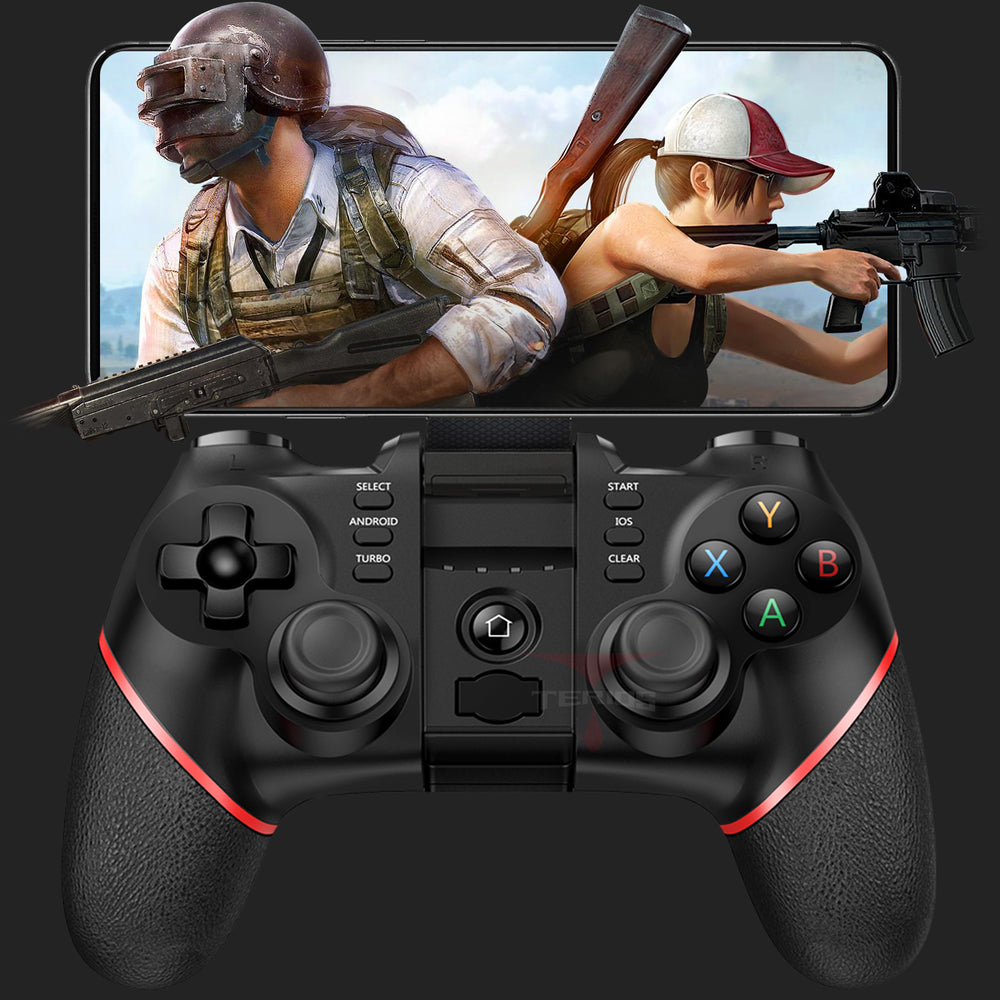 Load image into Gallery viewer, Wireless Mobile Game Controller, PC Controller Compatible with Android
