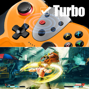 Load image into Gallery viewer, TERIOS T17 Switch Controller - Wireless Controller for Nintendo Switch (Yellow)