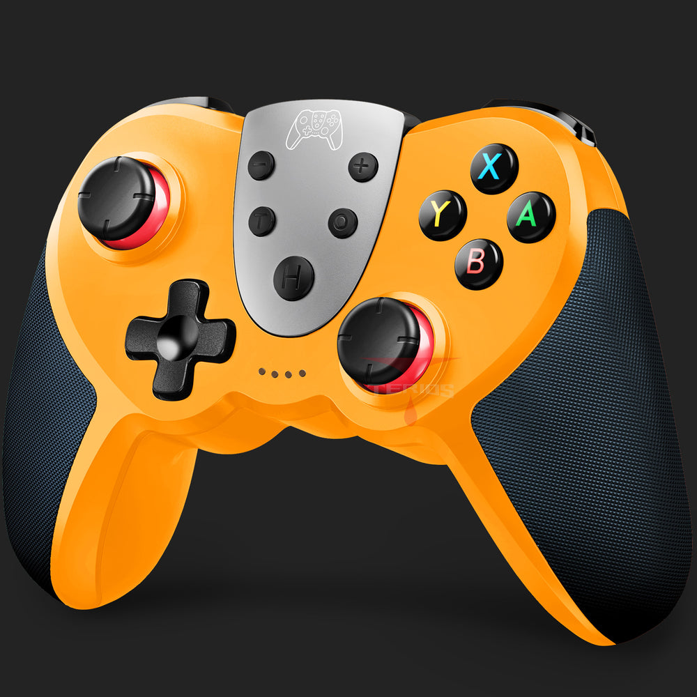 TERIOS T17 Switch Controller - Wireless Controller for Nintendo Switch (Yellow)