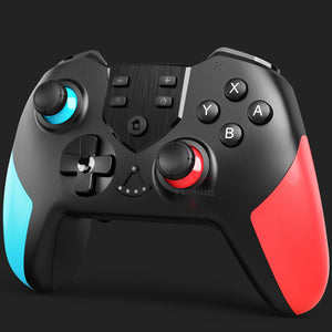 Load image into Gallery viewer, TERIOS T23 Switch Controller - Wireless Controller for Nintendo Switch(Blue&Red)