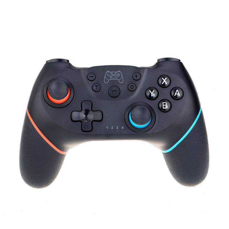Wireless Controller for Nintendo Switch- 6 Axis Wireless Pro Game Remote Built-in Dual Motors