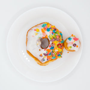 """Fred Flintsdough"" Fruity Pebbles 