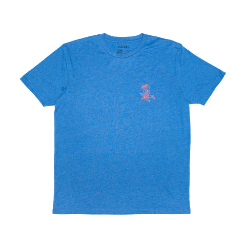 CULTA Weedies Tee [Blue]