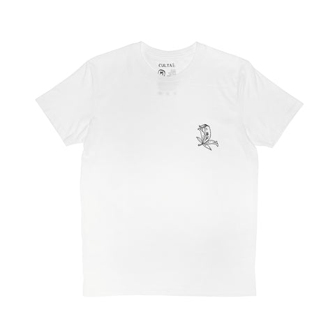 CULTA Weedies Tee [White]