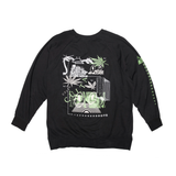 CULTA Full Bloom Crew Fleece