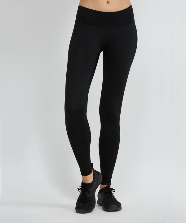 Velo 7/8 Legging - Black Black Velo 7/8 Legging - Women's Yoga Legging by PRISMSPORT