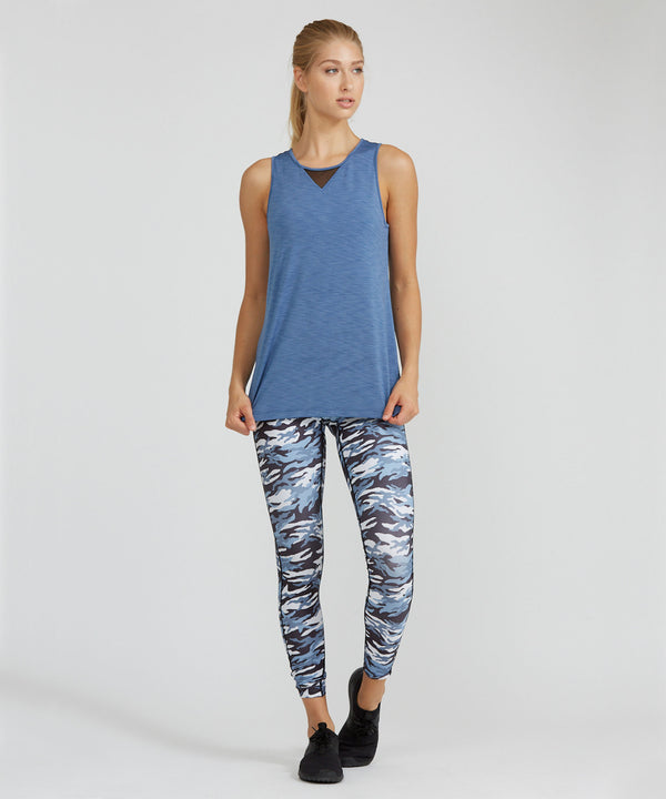 Fitspo Legging - Patton Patton Fitspo Legging - Women's Yoga Legging by PRISMSPORT