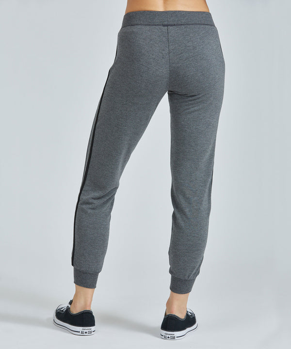 Urban Track Pant - Charcoal Charcoal French Terry Urban Track Pant - Women's Activewear Pant by PRISMSPORT