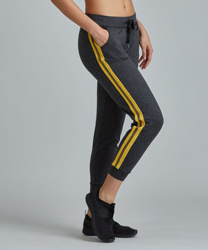 Urban Track Pant - Charcoal Heather Charcoal Heather Urban Track Pant - Women's Activewear Pant by PRISMSPORT