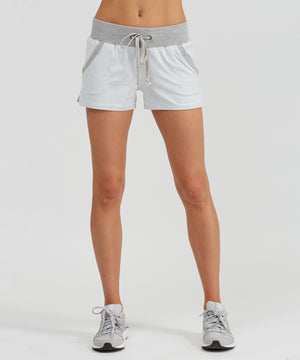 Ginger Short - Cloud Cloud Ginger Short - Women's Activewear Short by PRISMSPORT