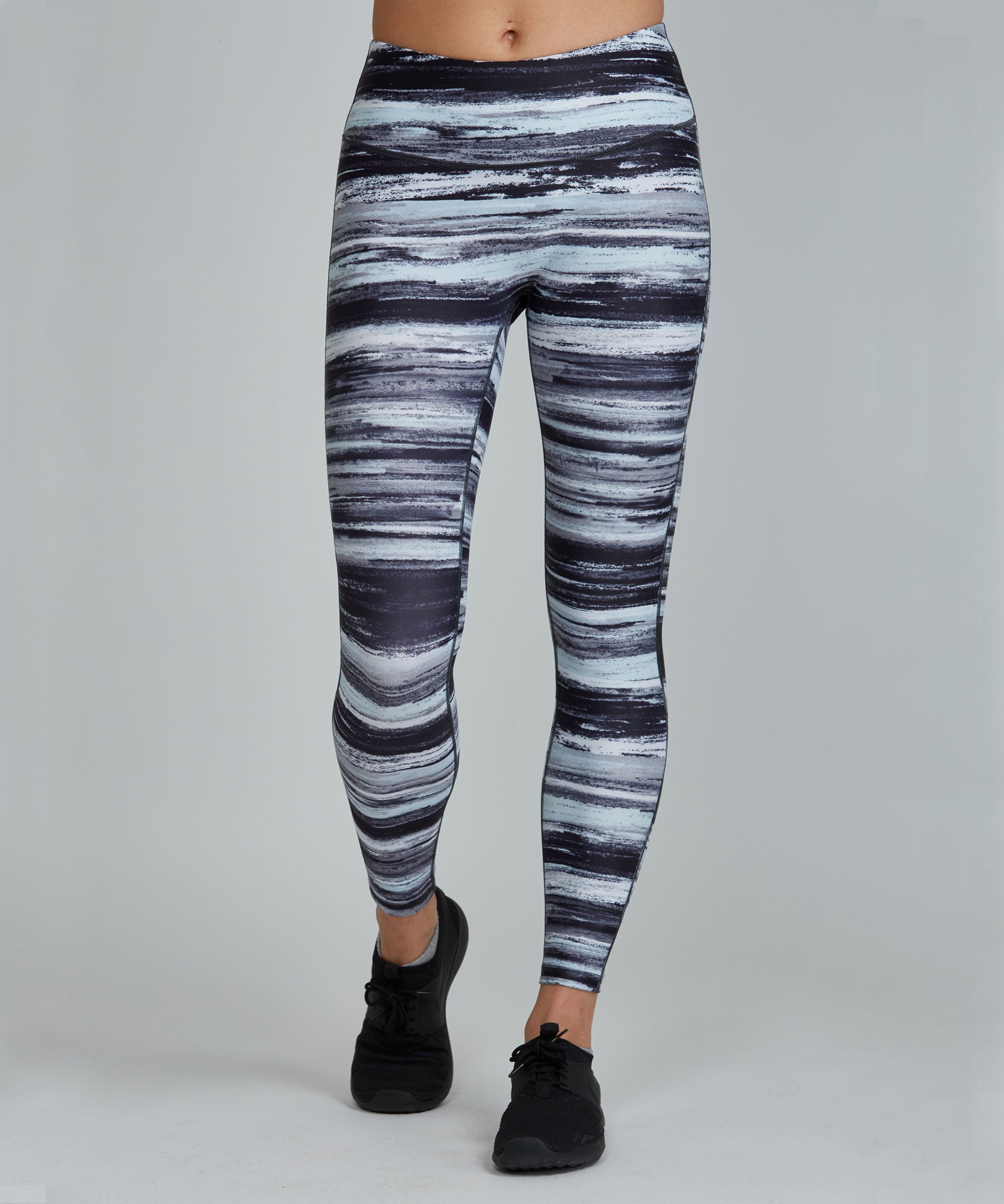 Hi-Waist Barre 7/8 Legging - Evening
