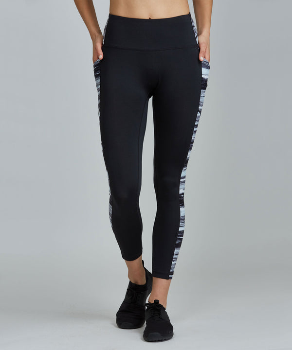Mobility 7/8 Legging - Evening Evening Mobility 7/8 Legging - Women's Yoga Legging by PRISMSPORT