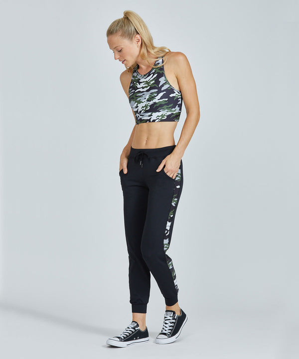 Urban Track Pant - Green Patton Green Patton Urban Track Pant - Women's Activewear Pant by PRISMSPORT
