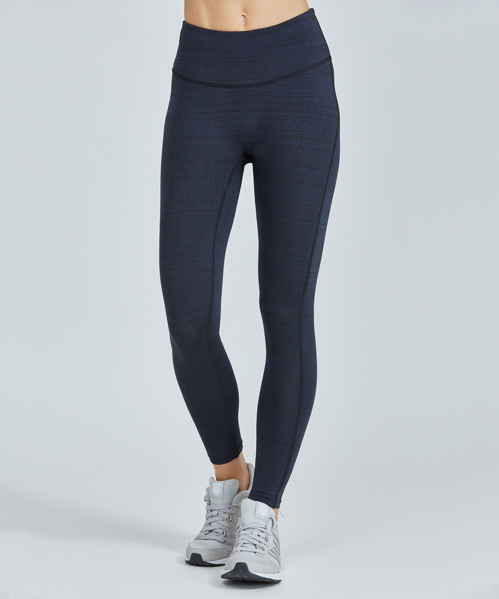 Hi-Waist Barre 7/8 Legging - Black