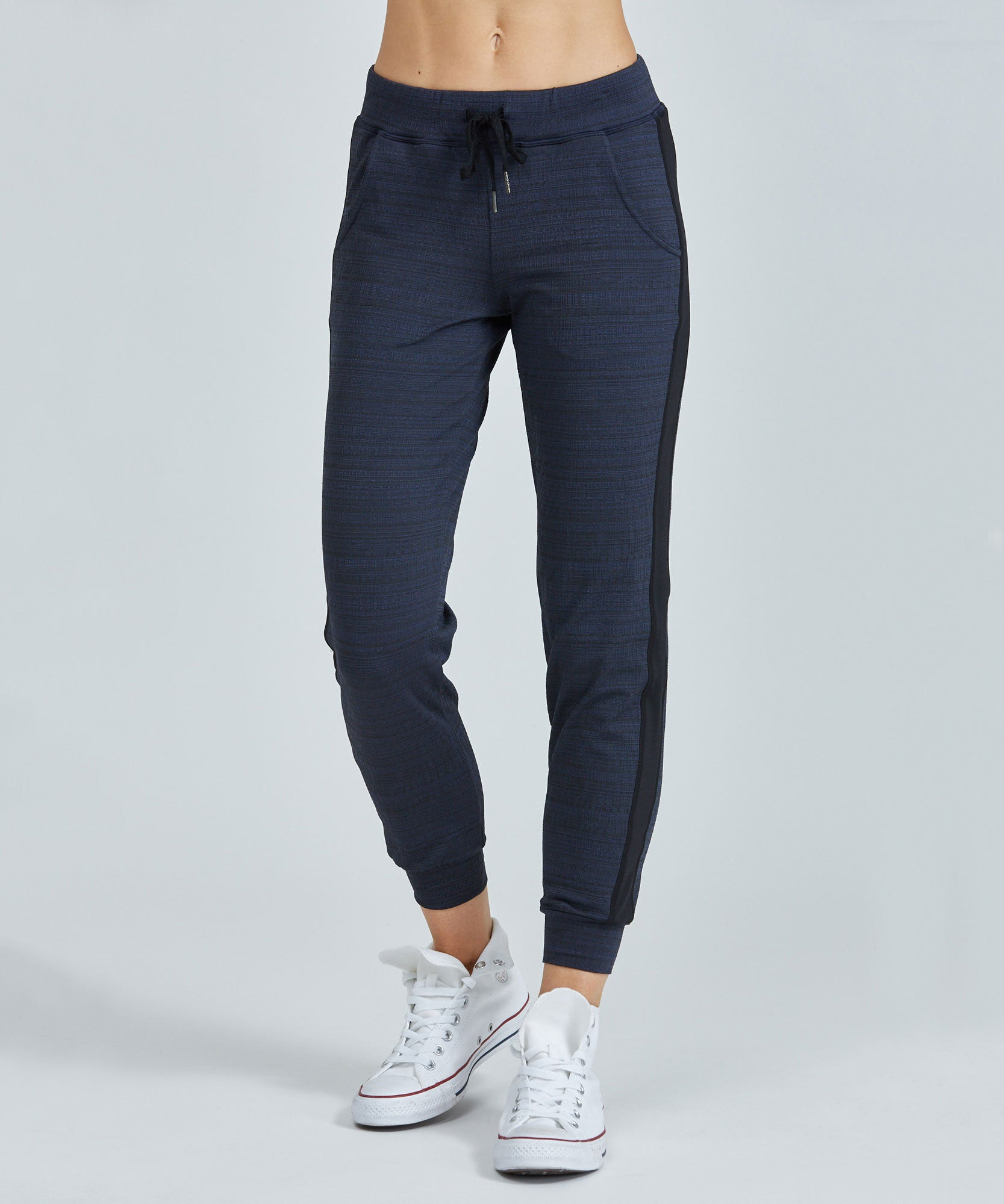 Urban Track Pant - Black Travertine