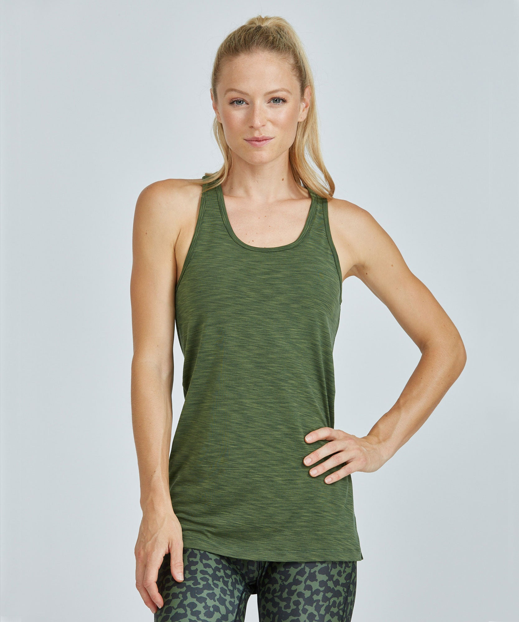 Diana Top - Olive