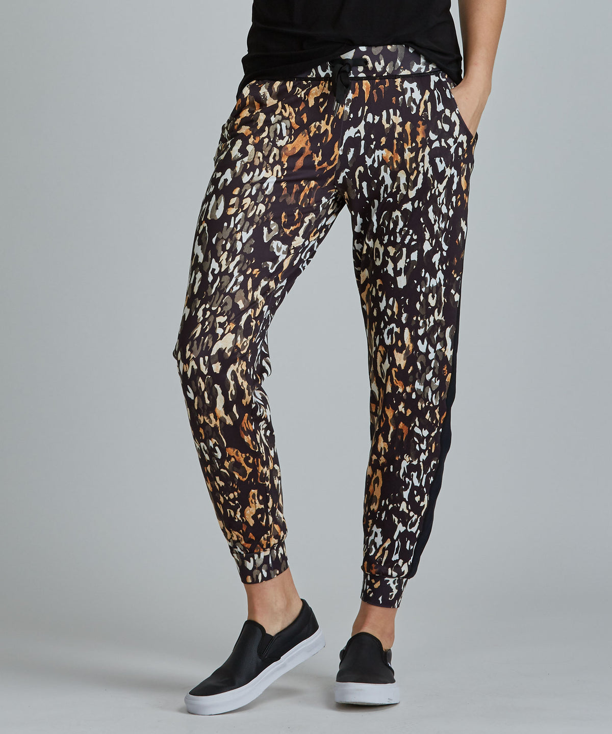 Urban Track Pant - Ombre Cheetah Ombre Cheetah Urban Track Pant - Women's Activewear Pant by PRISMSPORT