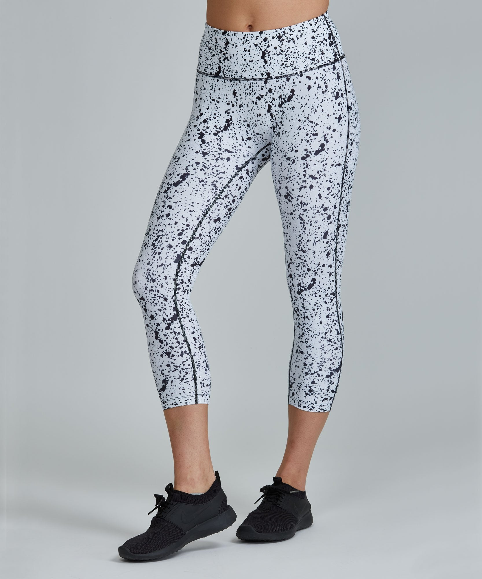 Capri Legging - White Travertine