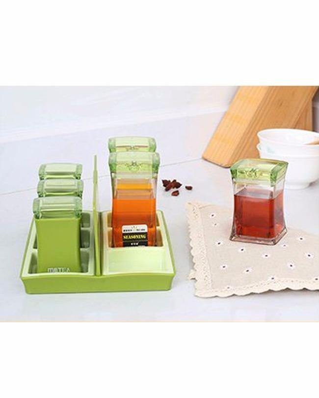 Sauce Container Green - zapple.pk