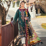 Green Valley Premium Lawn Collection ( Baroque ) - zapple.pk