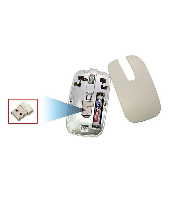 Wireless Keyboard & Mouse Kit - zapple.pk