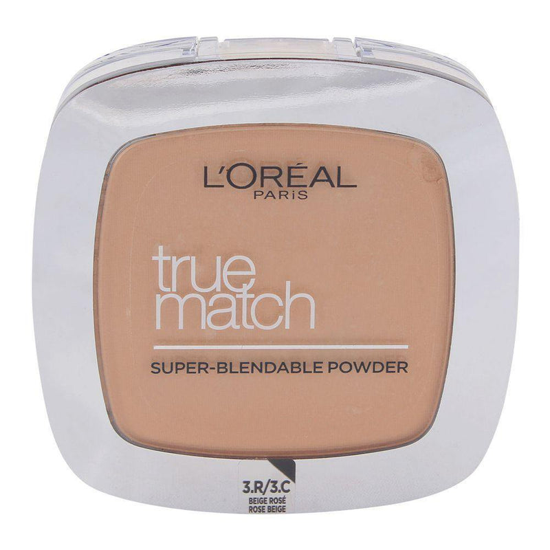 L'ORÉAL Paris True Match Powder 3R/3C Rose Beige - zapple.pk