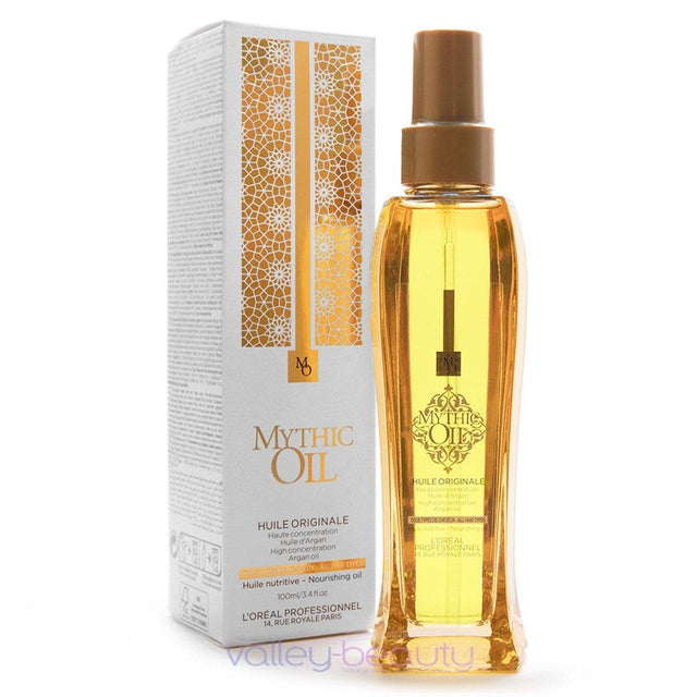 L'ORÉAL Paris Professionnel Mythic Oil Huile Originale All Hair Types - 100ml - zapple.pk