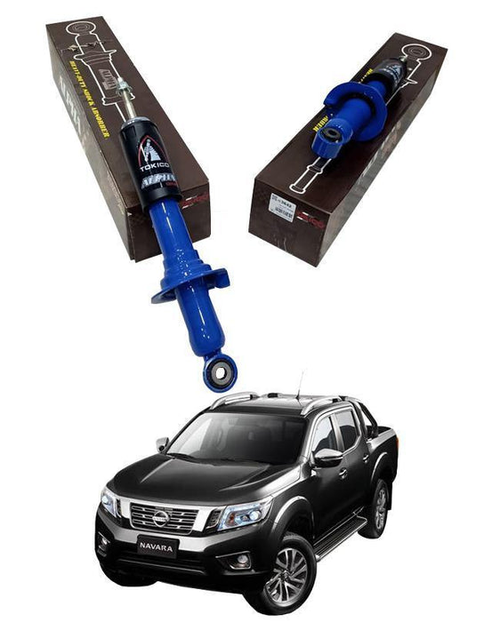 Nissan Navara Shock Absorbers Set - Front 2 pcs - zapple.pk