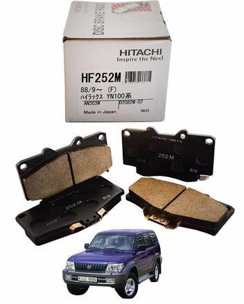 Toyota Prado Manual 1988 to 1992 - Disc Brake Pads Front - zapple.pk
