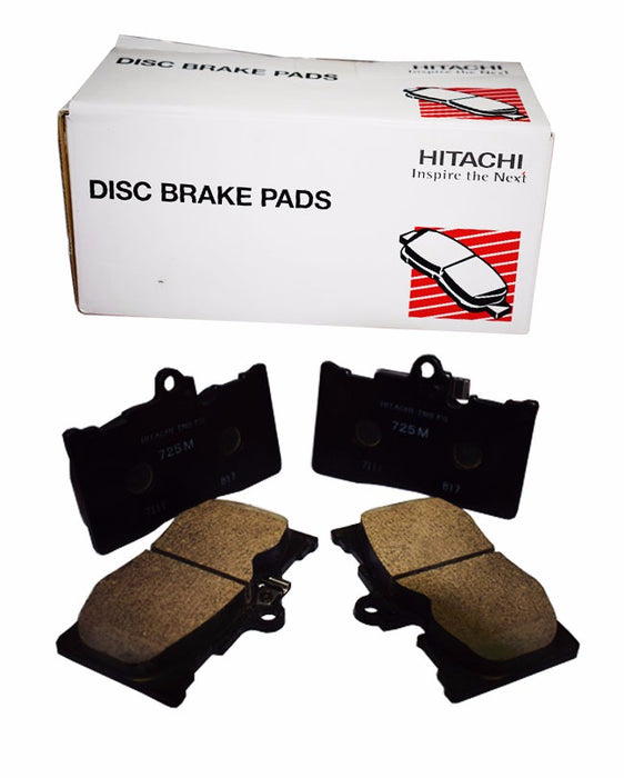 Toyota Mark X GRX133 3500CC 2012 to 2017- Disc Brake Pads Front - zapple.pk