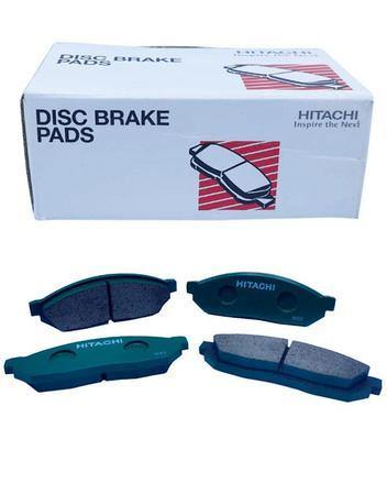 Toyota Prado Automatic 1996 to 2009 - Disc Brake Pads Rear - zapple.pk