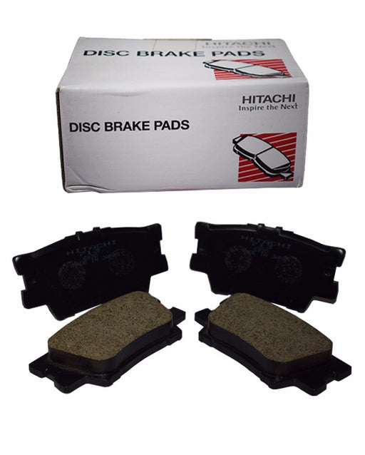 Toyota Camry ACV40 2006 to 2009 - Disc Brake Pads Rear