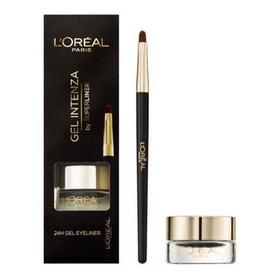 L'ORÉAL Paris Super-Liner Gel Intenza Eyeliner-Intense Pure Black - zapple.pk
