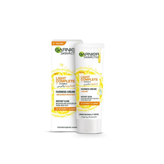 Garnier SkinActive Light Complete Cream - 25ml - zapple.pk